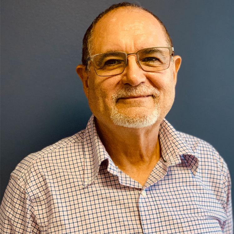 Jorge Sr. Vazquez headshot